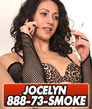 Smoking fetish phone sex